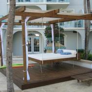 Outdoor Bed Swing Diy
