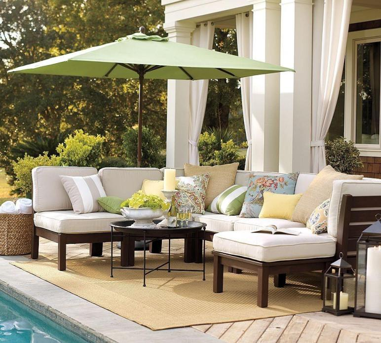 Outdoor Garden Furniture Pottery Barn