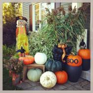 Outdoor Halloween Decorating Ideas Instant