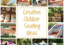 Outdoor Seating Ideas Homes