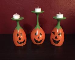 Painted Pumpkin Designs Halloween