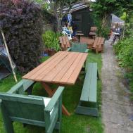 Pallet Garden Furniture 1001 Pallets