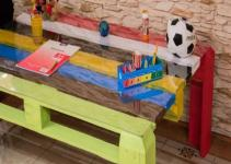 Pallet Tables Kids Ideas Recycled Upcycled