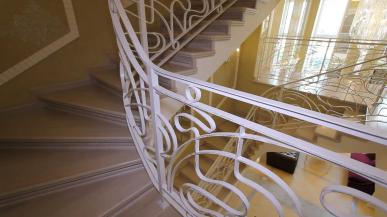 Panorama Hall Staircase Fashion House