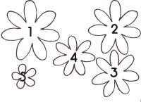 Paper Flower Templates Madinbelgrade