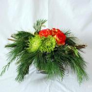 Paradise Floral Studio Christmas Arrangements