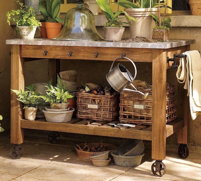 Parkdale Ave Gardening Must Haves Potting Bench