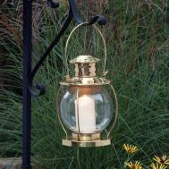 Parkside Copper Candle Lantern Outdoor