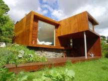 Patio Architecture Design Small Modern Prefab Floor Plans