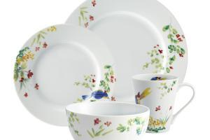 Paula Deen Spring Medley Piece Dinnerware Set Zulily