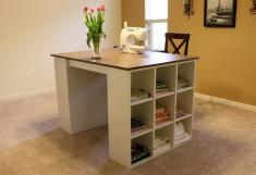Pdf Diy Craft Desk Plans Wood Accent Wall
