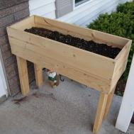 Pdf Diy Wooden Planter Boxes Wood Woodworking