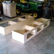 Pdf Plans Platform Bed Storage Diy
