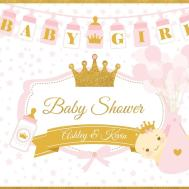 Perfect Baby Shower Party Banner Decorations Foil