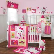 Perfect Designed Baby Girl Crib Bedding Sets