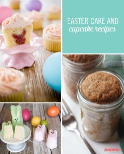 Perfect Easter Cake Cupcake Recipes