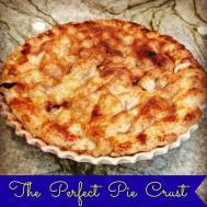 Perfect Pie Crust Any Recipe