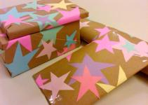 Personalize Your Wrapping Paper These Diy Designs