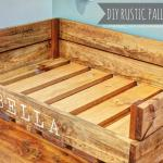 Most Beautiful Diy Pallet Pet Beds That You Have To See Diverse Designs Decoratorist