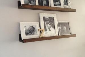 Plush Diy Wall Shelves Wooden Storage