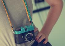 Pocketful Pretty Toy Camera Strap Diy