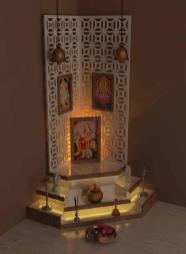 Pooja Mandir Designs Home Interior
