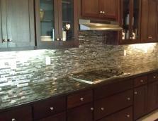 Popular Metal Tile Backsplash Homy Design