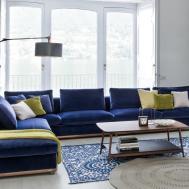 Porada Kirk Sofa Furniture Modern London