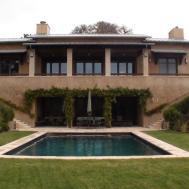 Portola Valley Mediterranean Home Chapman Construction