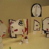 Portrait Picasso Cole Arts Plastiques