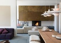 Posh Minimalist Apartment Stunning Views Swiss