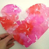 Preschool Valentines Day Craft Super Mommy Rescue