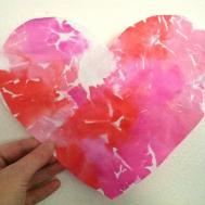 Preschool Valentines Day Craft Super Mommy Rescue