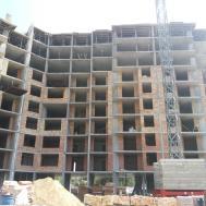 Process Building Apartment Velychkovskogo