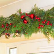 Project Real Christmas Garlands Boxesandbubblewrap