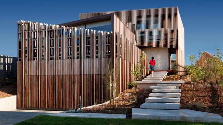 Queenscliff Residence John Wardle Architects Homedezen
