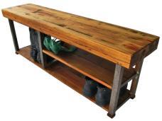 Rack Modern Shoe Bench Furniture Wooden