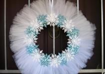 Rantin Ravin Winter Christmas Wreaths