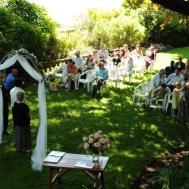 Real Weddings Natalie Leon Magical Garden Wedding
