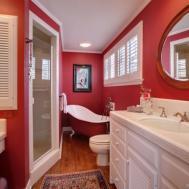 Red Bathroom Design Ideas Try Interior God