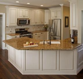 Refacing Kitchen Cabinets Cost Estimate Interior