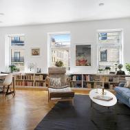 Refined Scandinavian Apartment Inspiring Joyful Home