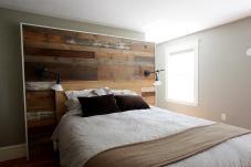 Residential Renovation Part Master Bedroom