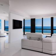 Richard Seaberg Architecture Beach Point Condo Palm