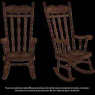 Rocking Chair Frozenstocks Deviantart