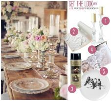 Romantic Lace Table Runner Allfreediyweddings