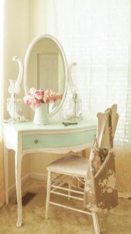 Romantic Shabby Chic Bedroom Decor Furniture
