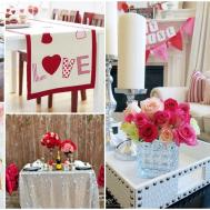 Romantic Valentine Table Decor Ideas Love