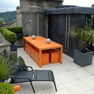 Rooftop Garden Design Ideas Home