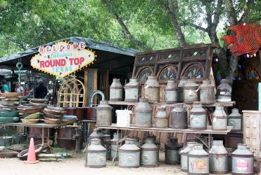 Round Top Spring Antique Show Recap Then Tried